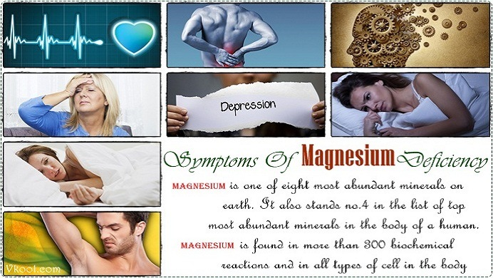 10 Signs And Symptoms Of Magnesium Deficiency In Humans