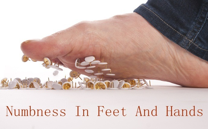 numbness in feet and hands