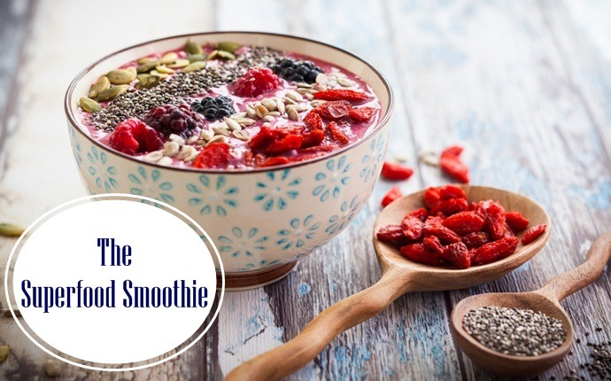 smoothies for arthritis - the superfood smoothie