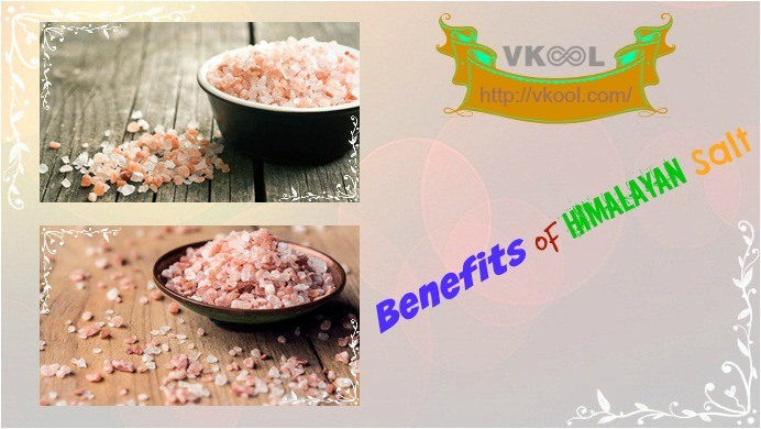 health benefits of Himalayan salt