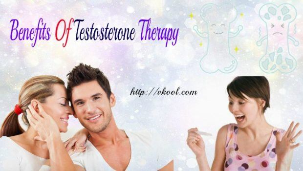 benefits of testosterone therapy in men