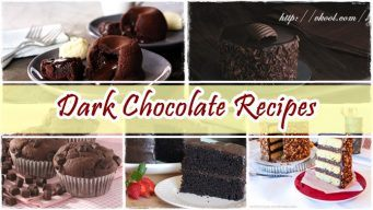 homemade dark chocolate recipes