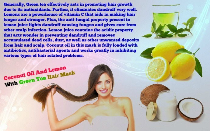 green-tea-hair-mask-coconut-oil-and-lemon-with-green-tea-hair-mask