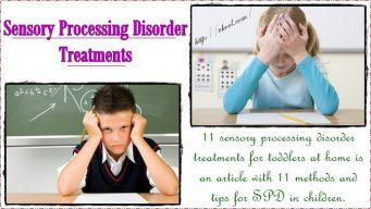 sensory processing disorder treatments at home