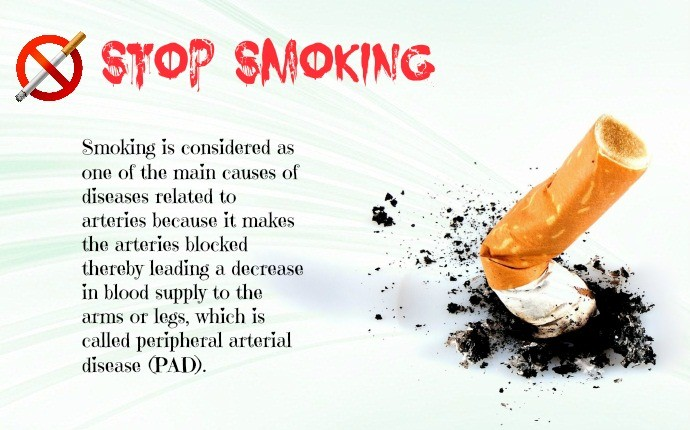 how to prevent gangrene - stop smoking