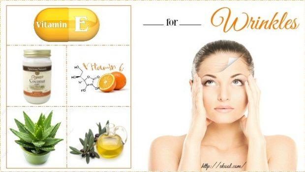 how to use vitamin e for wrinkles