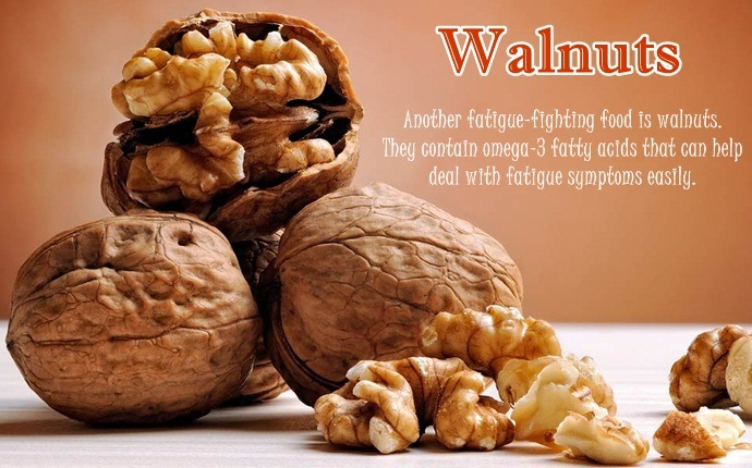 foods that fight fatigue - walnuts
