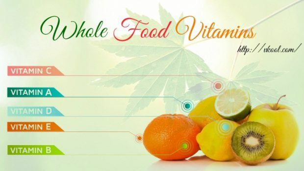 all about natural whole food vitamins