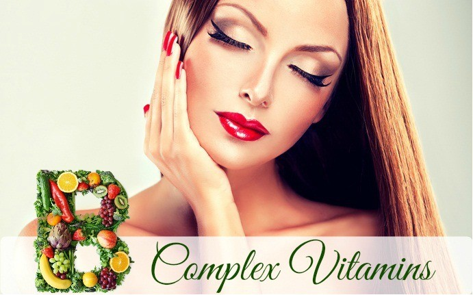 hair and nail vitamins - b complex vitamins