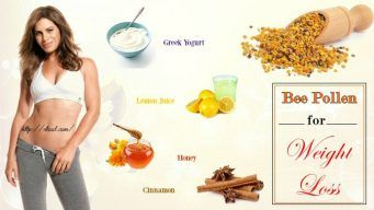 natural bee pollen for weight loss