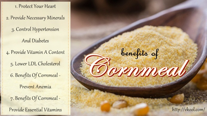 benefits of cornmeal for hair
