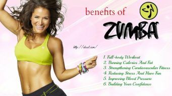 health benefits of zumba workout
