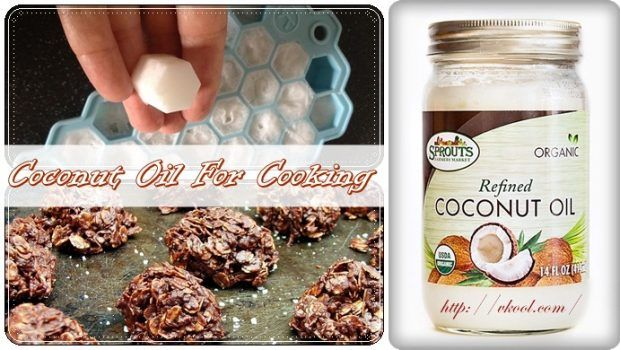 how to use coconut oil for cooking