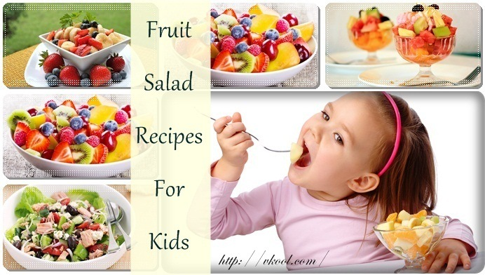 healthy fruit salad recipes for kids