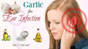 how to use garlic for ear infection