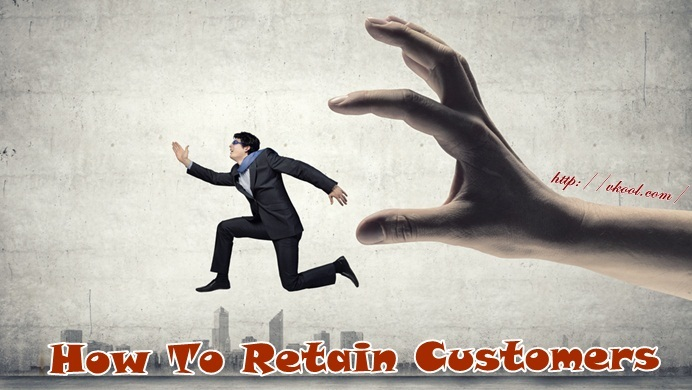 retain customers