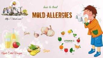 how to treat mold allergies naturally