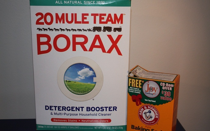 using borax