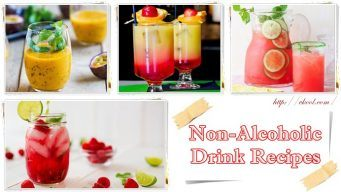 list of non-alcoholic drink recipes
