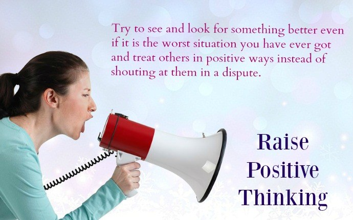 how to be mentally strong - raise positive thinking
