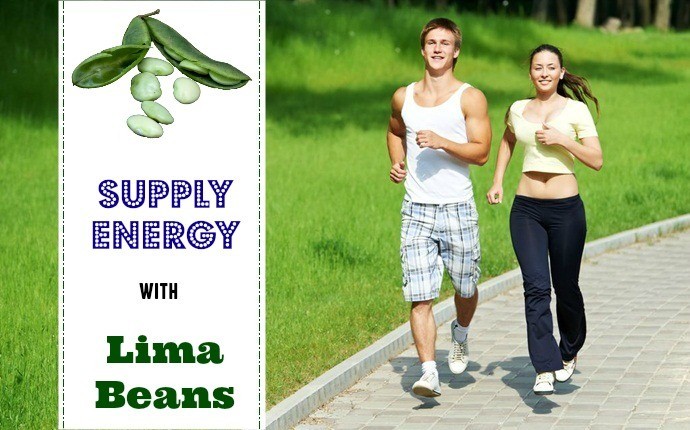 benefits of lima beans - supply energy