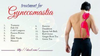 natural treatment for gynecomastia