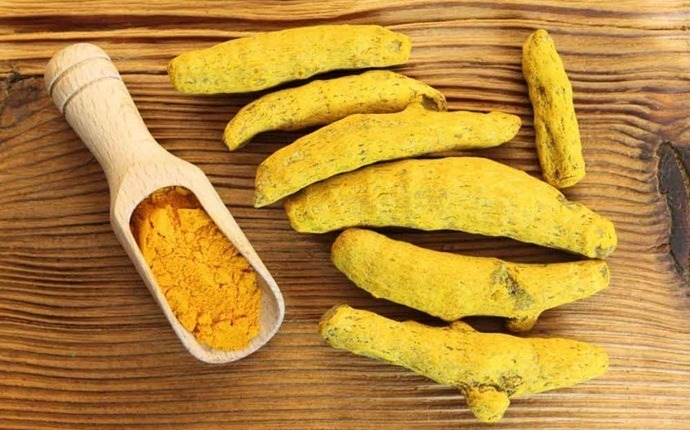 treatment for gynecomastia - turmeric