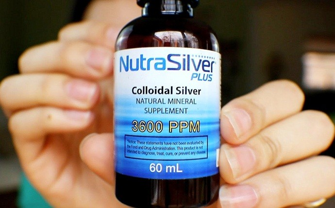 how to treat mold allergies - using colloidal silver