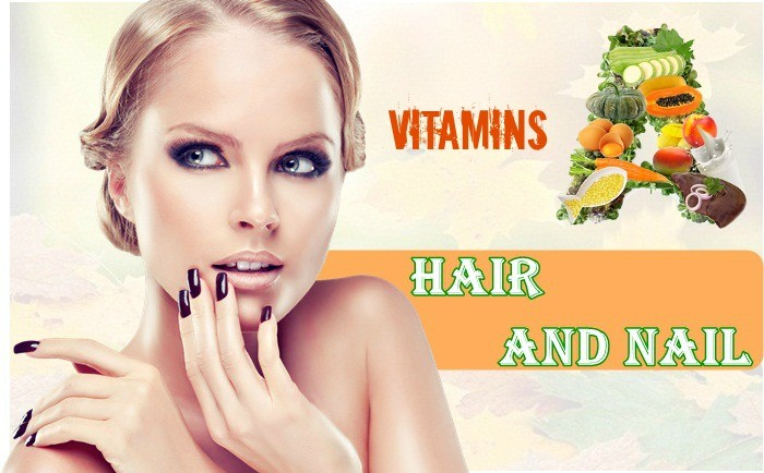 hair and nail vitamins - vitamin a
