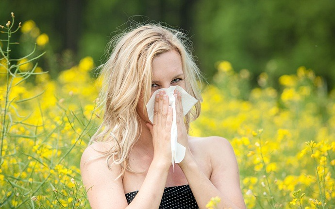 causes of loss of smell - allergic rhinitis