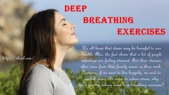 good deep breathing exercises