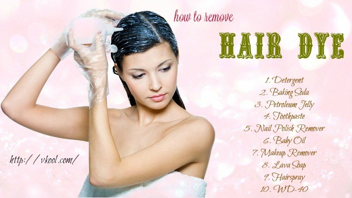 17 Tips On How To Remove Hair Dye From Skin And Face
