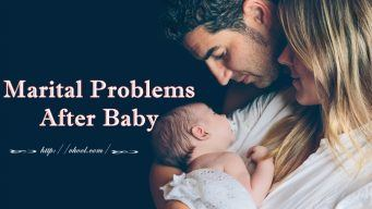 common marital problems after baby