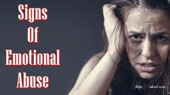 common signs of emotional abuse