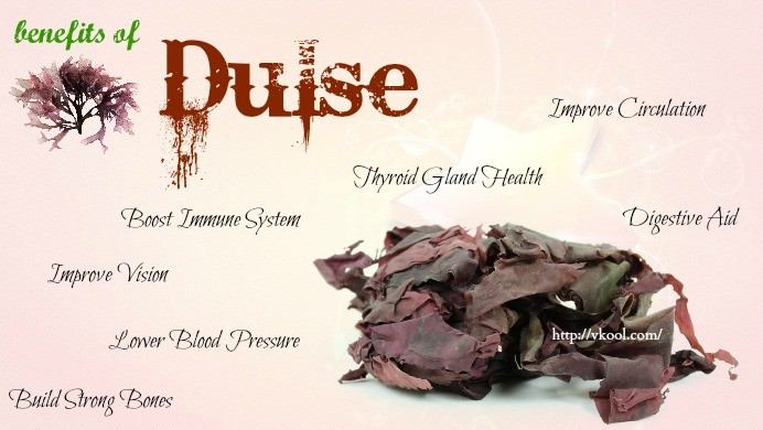 benefits of dulse for hair