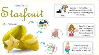 nutritional benefits of starfruit