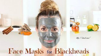 natural face masks for blackheads