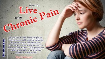 how to live with chronic pain syndrome