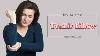 tips on how to treat tennis elbow at home