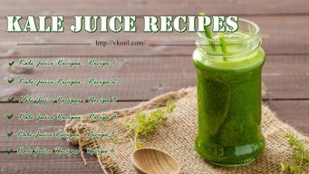 kale juice recipes for weight loss