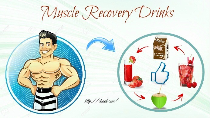 muscle recovery drinks for runners