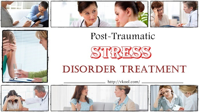 post-traumatic stress disorder treatment