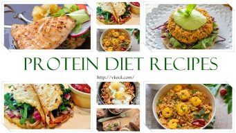 high protein diet recipes