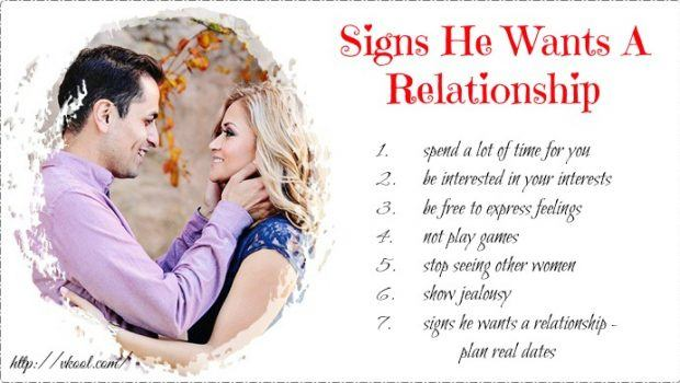 Signs he wants you