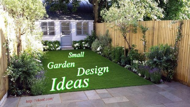 cheap small garden design ideas