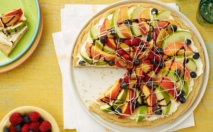 star fruit recipes – fruit pizza ii