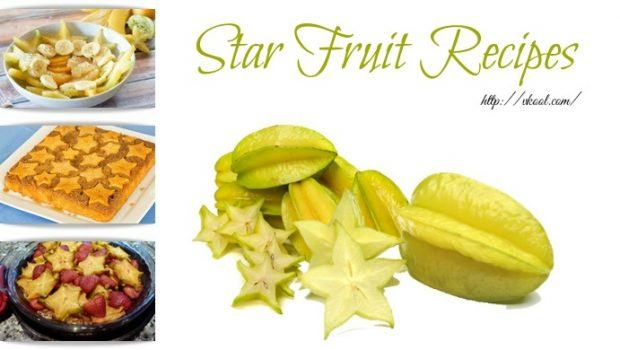 healthy star fruit recipes