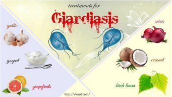natural treatments for giardiasis