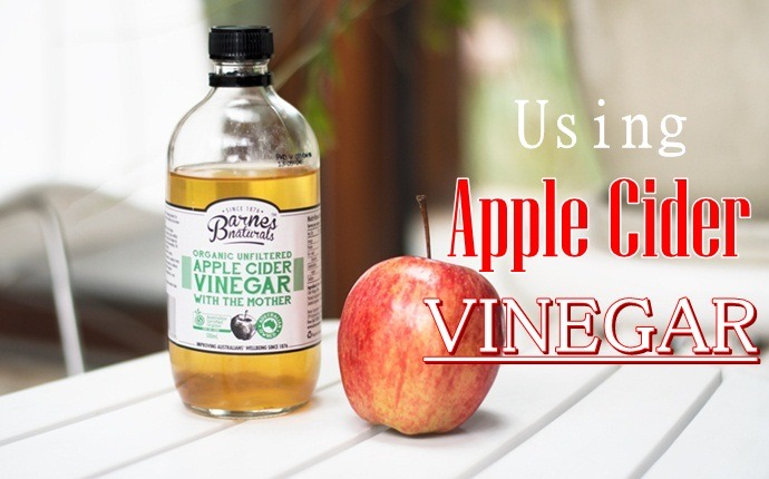 how to remove cholesterol deposits around eyes - using apple cider vinegar