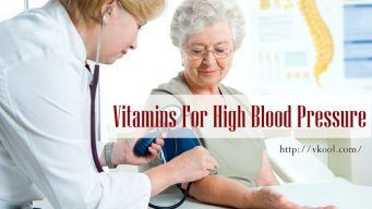 best vitamins for high blood pressure